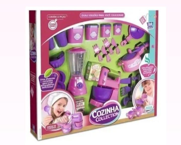 Brinquedo Show de Cozinha - Zuca Toys