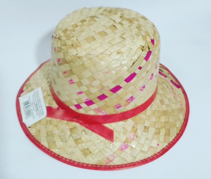 Chapéu Mocinha 27x13cm - Maza