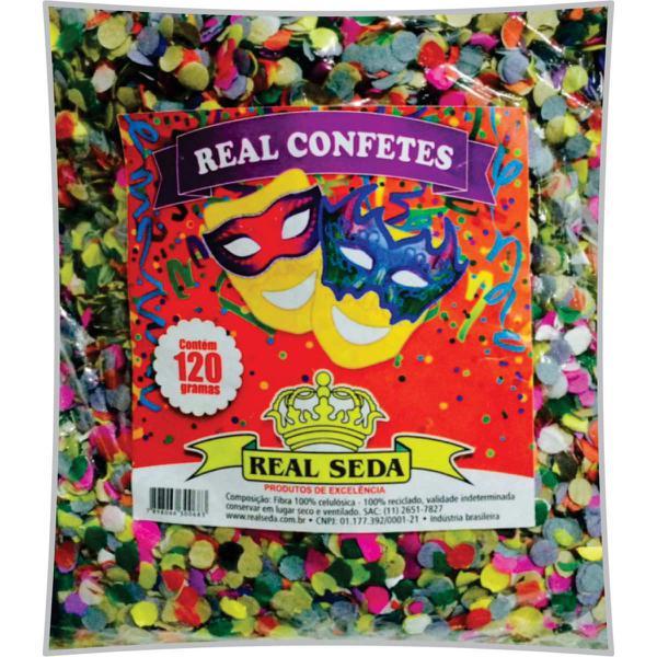 Confete 120g - Real Seda