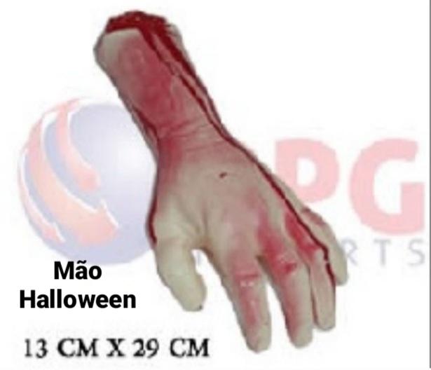 Enfeite Halloween Mão - BPG