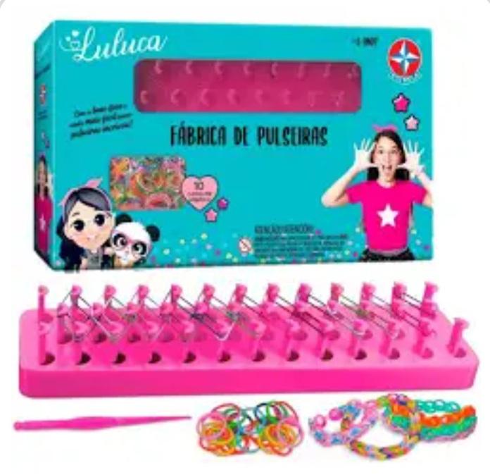 Fábrica de Pulseiras  Luluca - Estrela