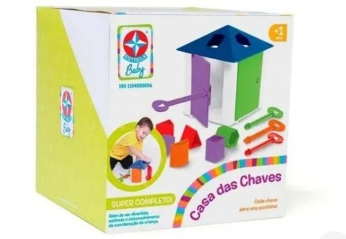 Jogo Casa da Chaves - Estrela