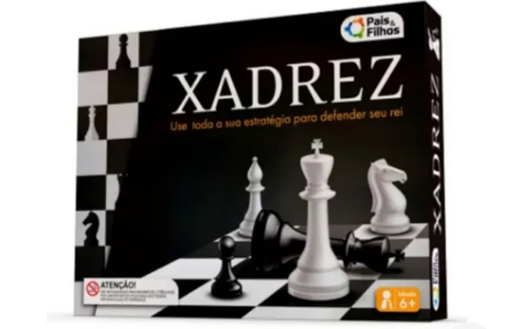 Jogo Xadrez - Pais e Filhos