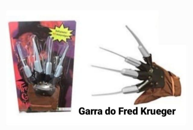 Luva Freddy Krueger - BPG