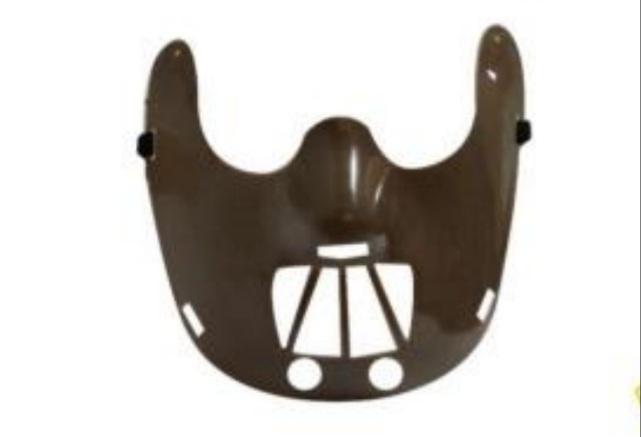 Máscara Homem Canibal - Bazar Import