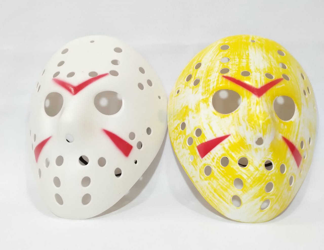 Máscara Jason (as cores podem variar) - Bazar Import