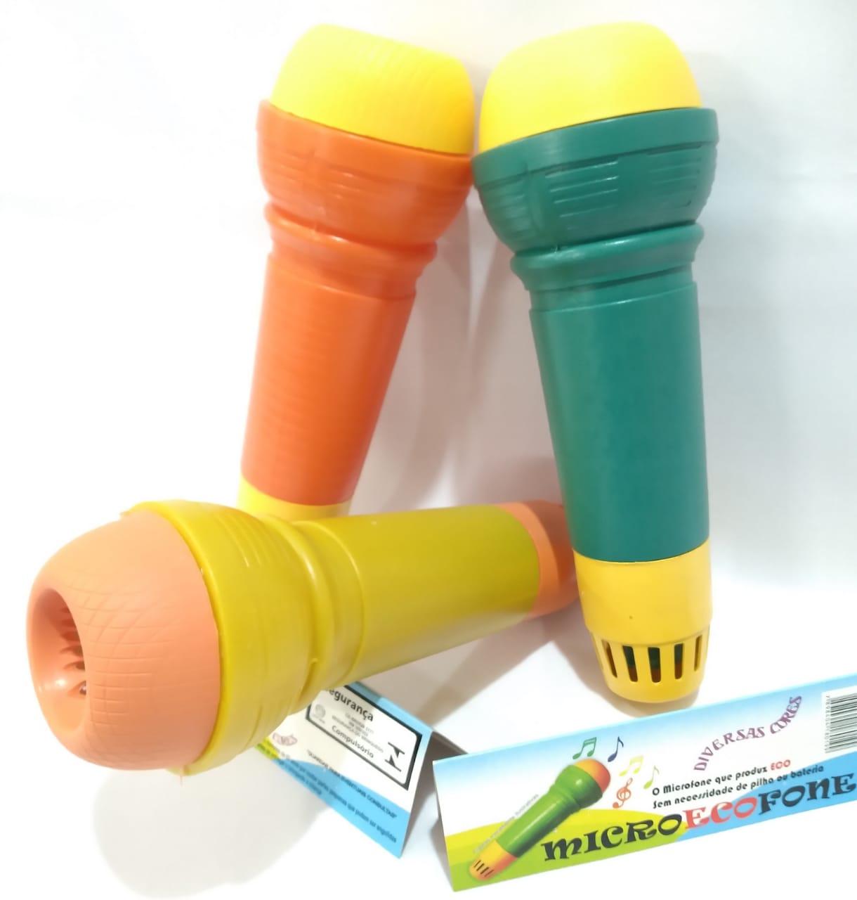 Microecofone Medida 23 cm - FunnyToys
