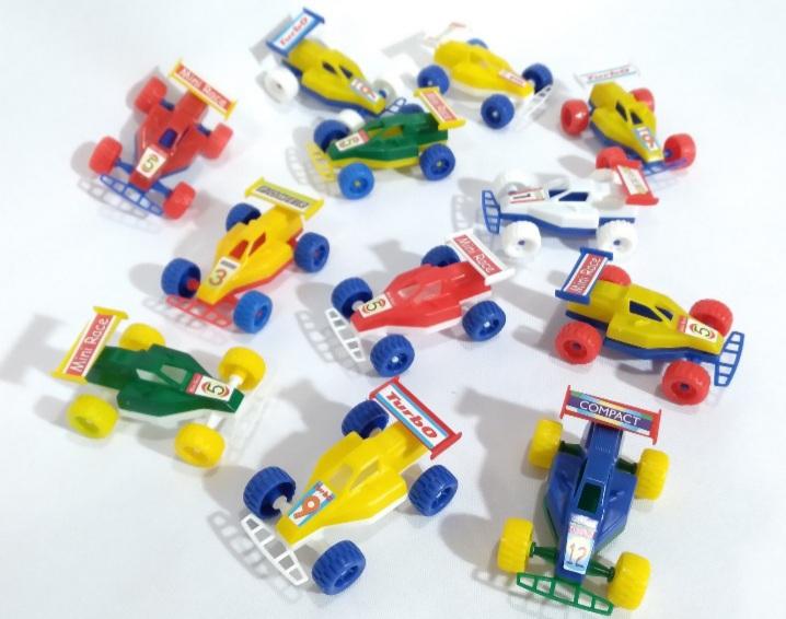 Mini race car pct c/12un -