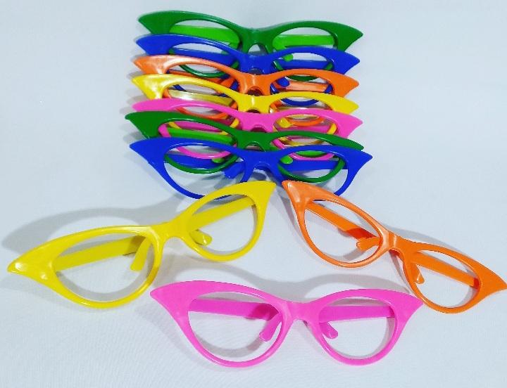 Óculos Gatão c/10 un -