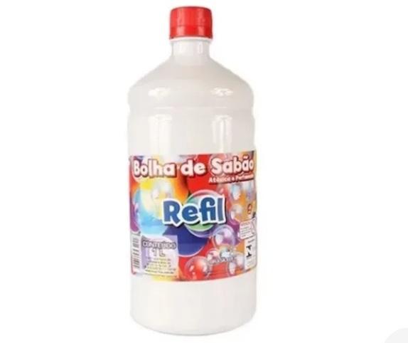 Refil Bubble 1 Litro -