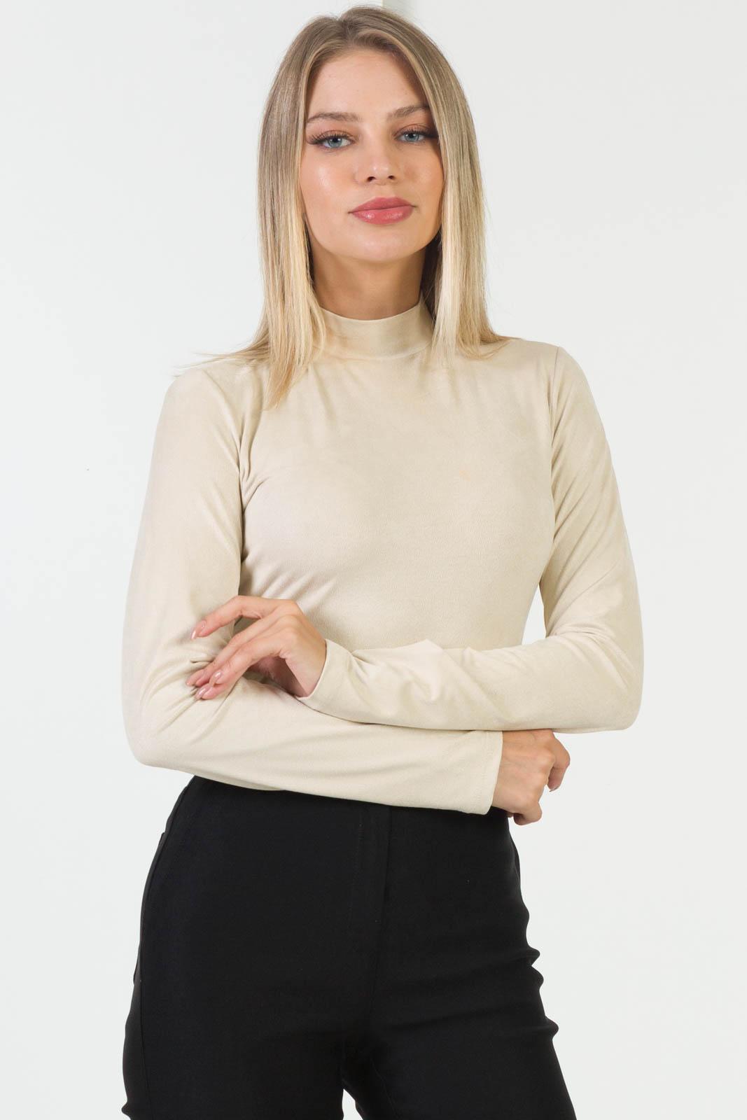 BLUSA ALESSANDRA - BEGE