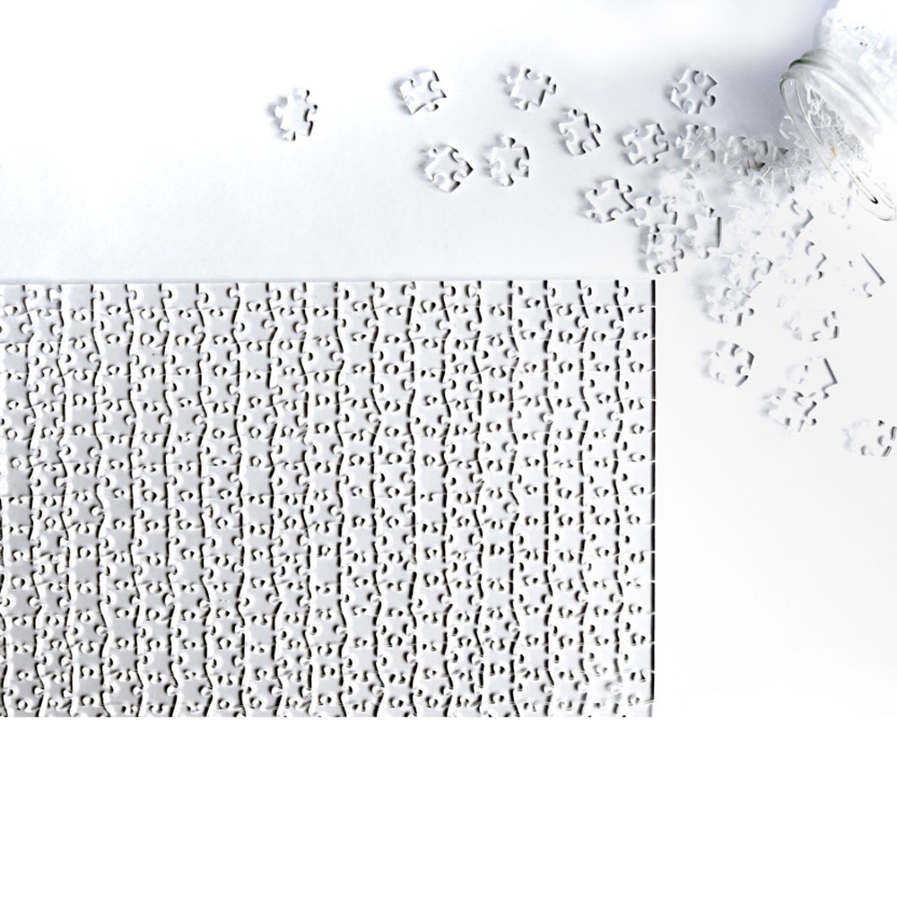 Quebra Cabeça Transparente Expert - 525 Peças