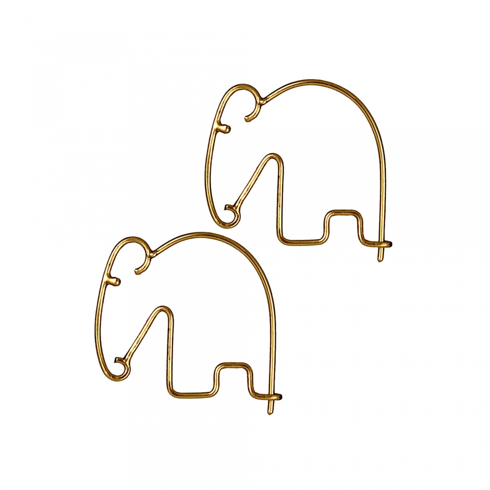 Elefante Ouro Velho - Foto 1