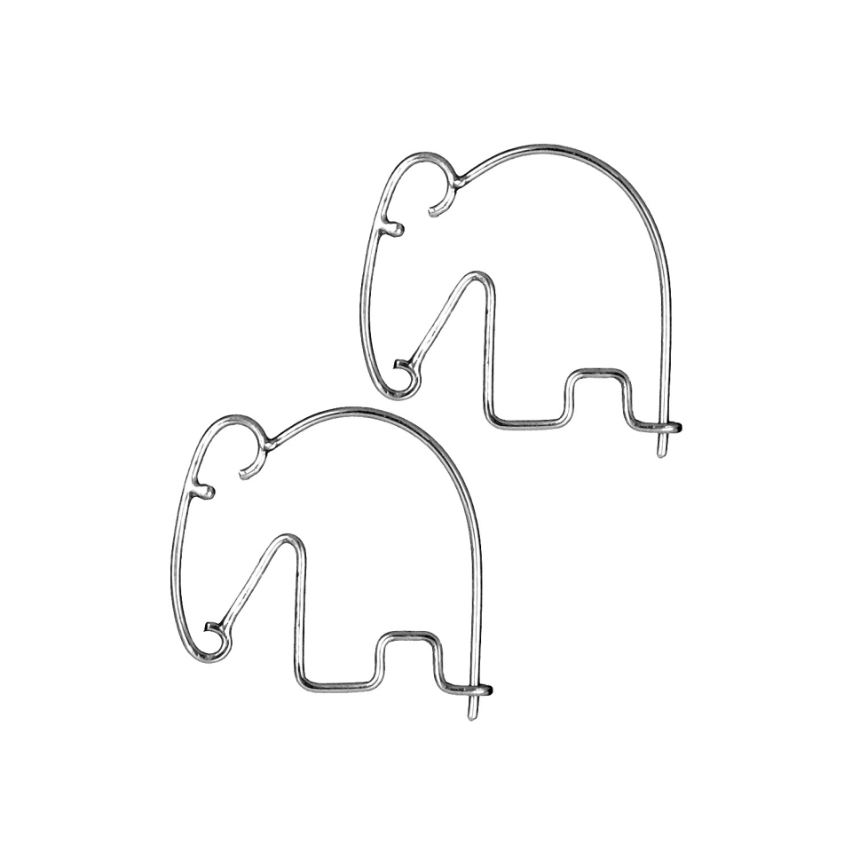 Elefante Prata Velha - Foto 1