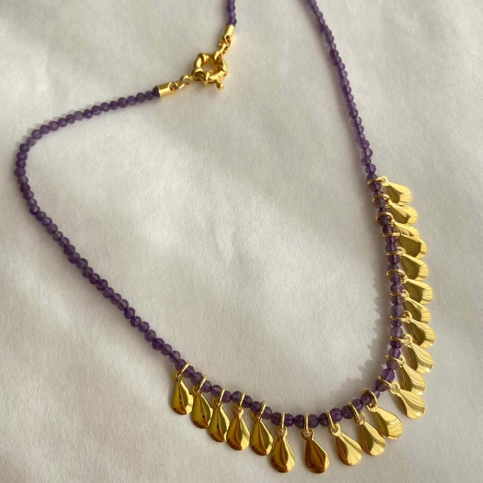 Peônia Ametista Ouro - Foto 1