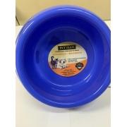 Comedouro Bistro Nº 2 Azul 600 Ml Pet Flex