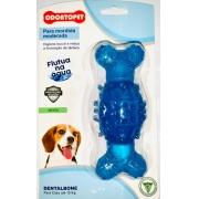 Dentalbone Osso Spin Azul  ODONTOPET ATÉ 15 KG