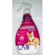 ENZIMAC GATOS Eliminador de Odores e Manchas Spray para Gatos