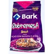 Snack Bark Sobremesa Açai com Banana e Aveia para Cães