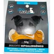 THE PETS TASTE BISCOITO HIPOALERGENICO 50 GRAMAS