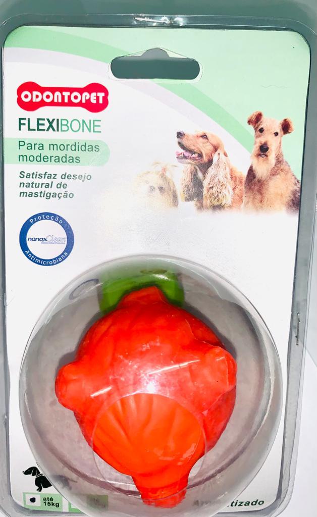 Bola Meteoro Flexibone Mord.moderada Cachorro 15kg