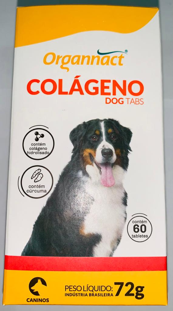 Colágeno Dog Tabs organnact