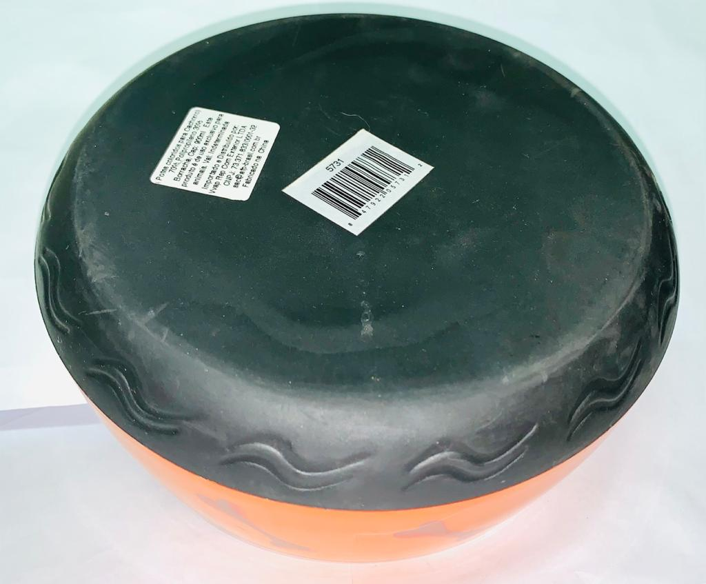 Comedouro para Cachorro Laranja AFP - All For Paws - 900 ml