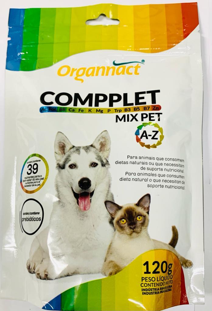COMPPLET MIX PET A-Z ORGANNACT