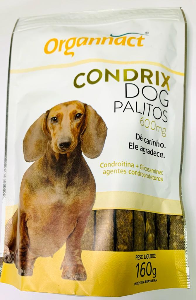 CONDRIX DOG PALITOS SACHET 160 GRAMAS