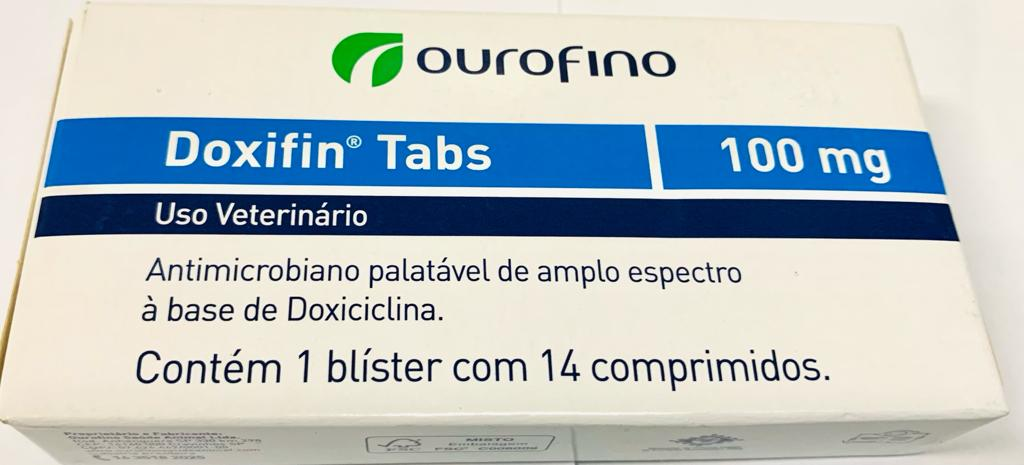 DOXIFIN TABS 100 MG