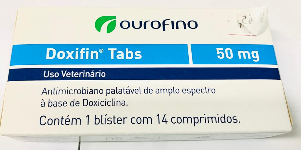 DOXIFIN TABS 50 MG