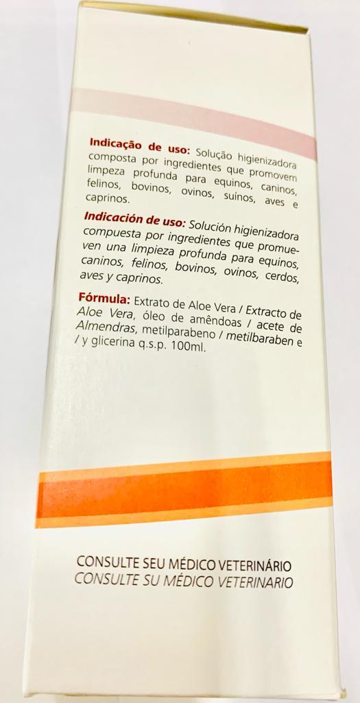 Fitoclean Spray 100 Ml SOLUÇÃO HIGIENIZADORA DE FERIMENTOS