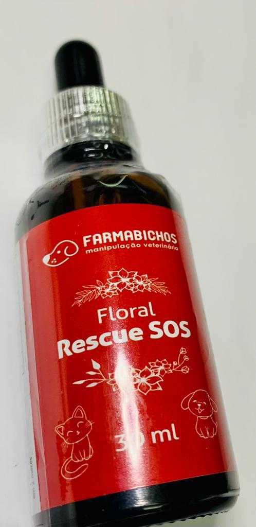 FLORAL DE BACH RESCUE SOS