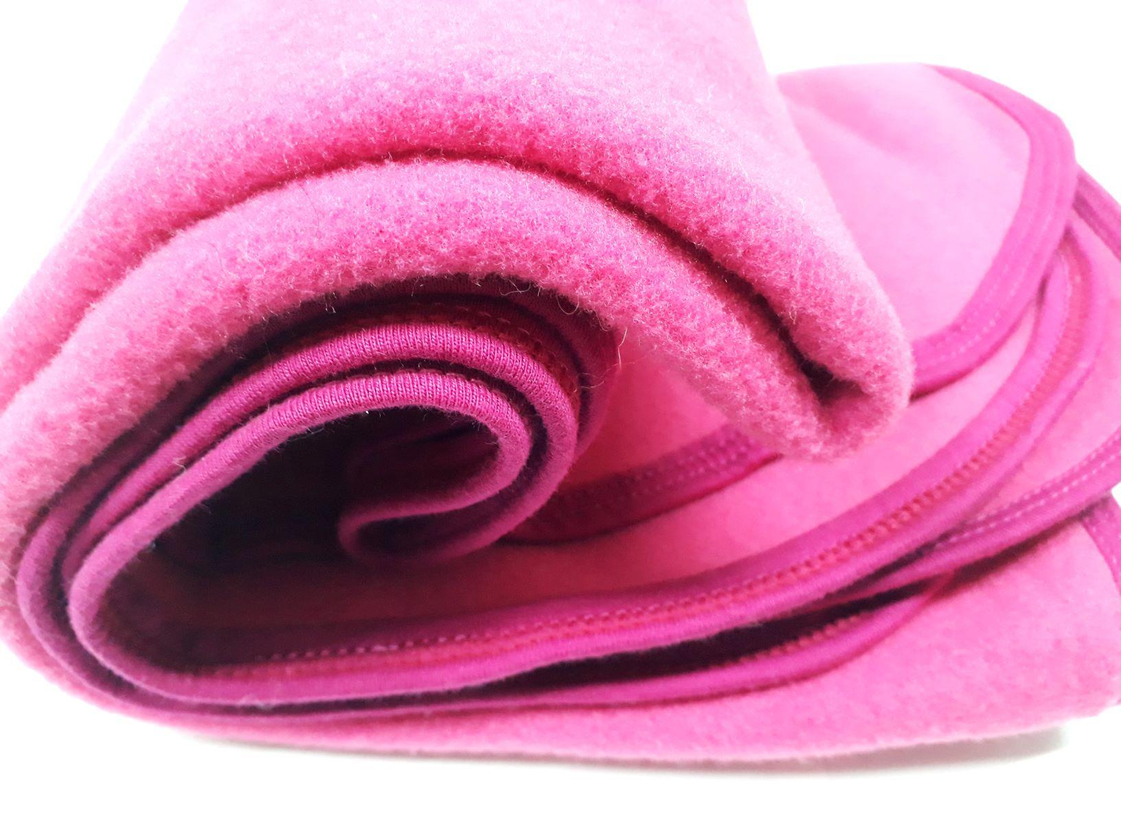 Manta Soft Rosa Pink- Amour Pet