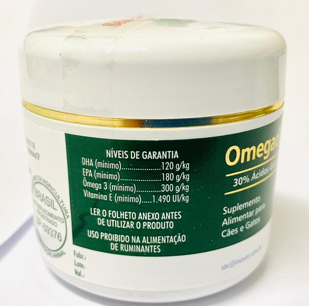OMEGADERM 30% 500 MG
