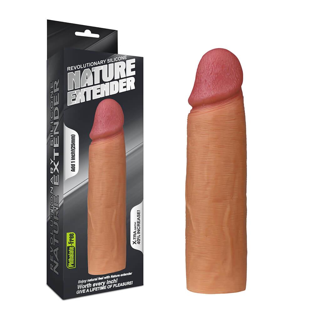 Capa Peniana Extensora - Nature Extender - CA056
