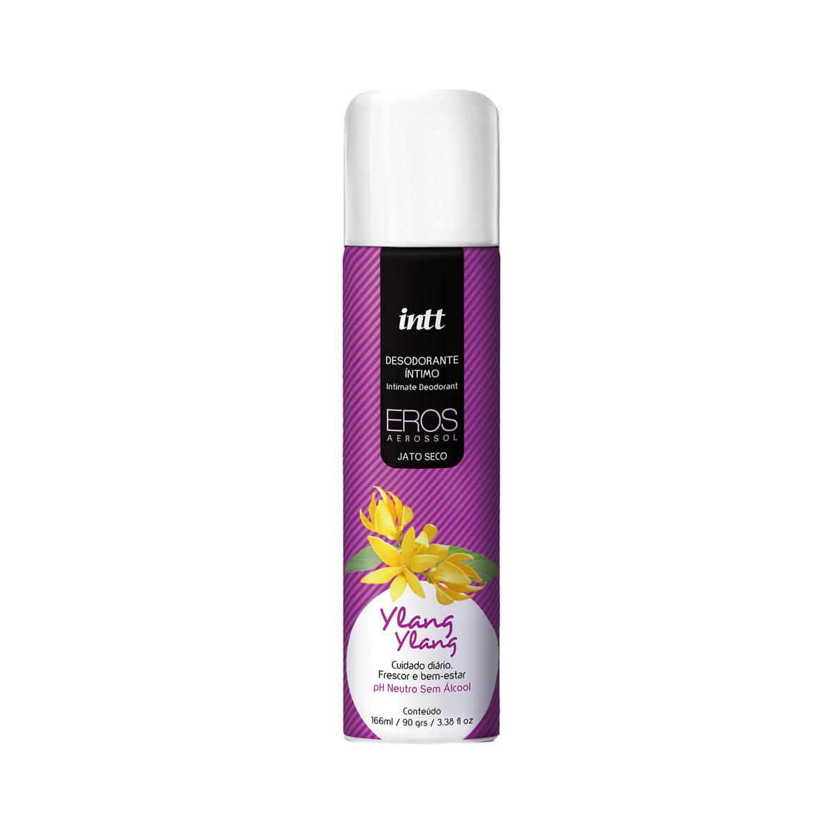 Desodorante Eros Ylang 166ml EROS YLANG