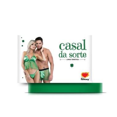 Fantasia Casal da Sorte - Sexy Fantasy - 6609