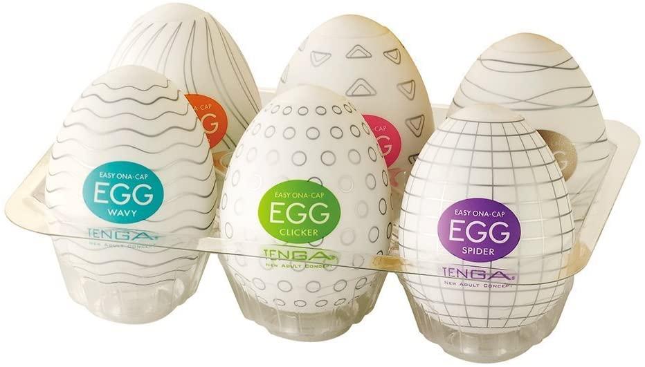 Masturbador Egg - MA000