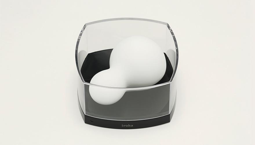 Tenga Iroha + Yuki - Estimulador de Clitóris Recarregável com 4 Modos de Vibração