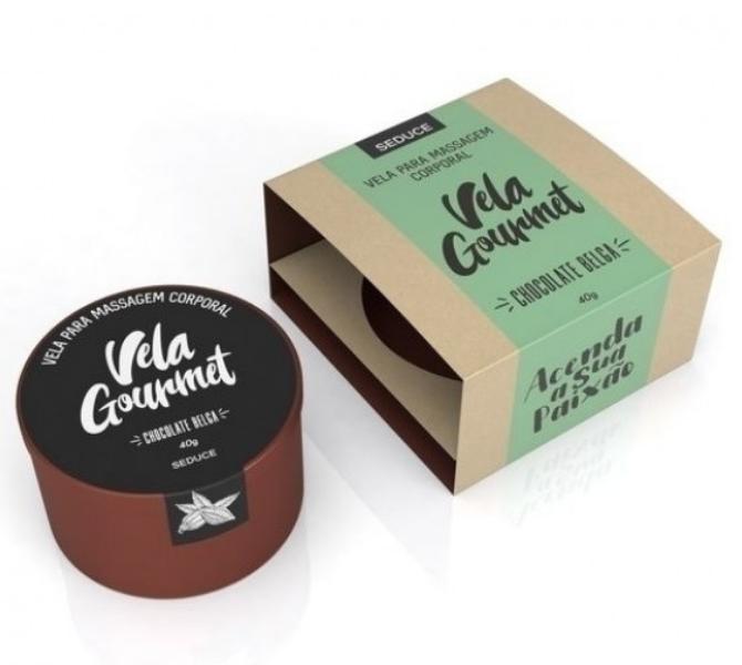 Vela Gourmet Chocolate Belga- Sexy Hot