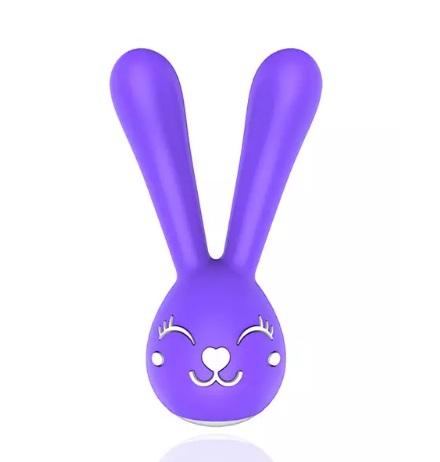 Vibrador Coelhinho Recarregável - 5 Modos de Vibração - DB011