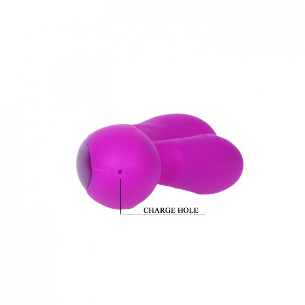 Vibrador Love Harry 30 Vibrações USB - PG041