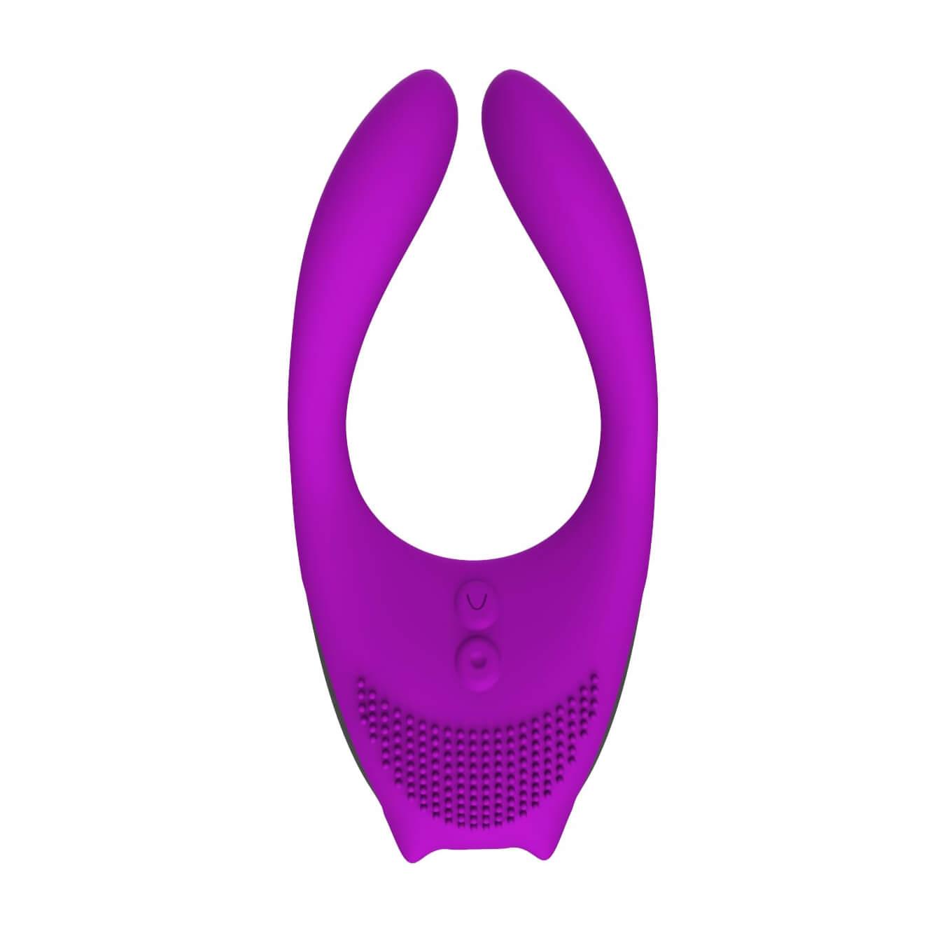 Vibrador Multifuncional 15 Possibilidades de Uso com 12 Vibrações - Multi Pro Roxo