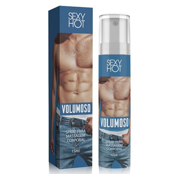 Volumoso - Spray Para Massagem Corporal