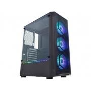 Gabinete Gamer K-Mex Boreas II ARGB