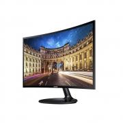 Monitor Samsung LED 27´ Widescreen Curvo, Full HD, VA, HDMI/VGA, FreeSync - LC27F390FHLMZD