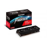 Placa de Vídeo PowerColor Fighter AMD Radeon RX 6800 Axrx 16gb gddr6 256 bits