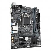 Placa-Mãe Gigabyte H410M H, Intel LGA1200, Micro ATX, DDR4