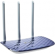 Roteador Wireless TP-Link Archer C20-W Preset, Dual Band AC750Mbps, 3 antenas -  C20-W